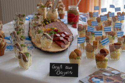 Bayerisches Vesper-Buffet