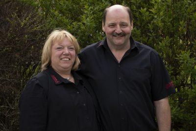 Sandra und Joachim Stier