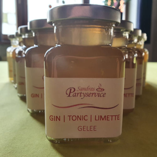 Gin-Tonic-Limette-Gelee